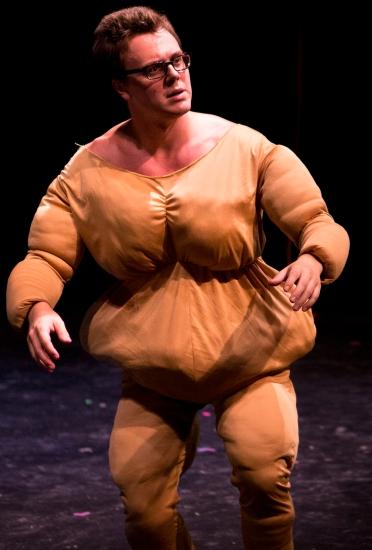 """Nick Fesette in """"Fat Fat Fatty"""" photo by Nick Fesette"""